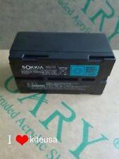 SOKKIA TOPCON BDC70 Li-ion Samsung battery cell 7.2V 5240mAh Total Station / GPS