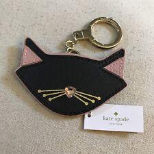 *Halloween SALE* kate spade Jazz Things Up Cat Keychain