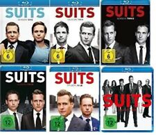 24 Blu-rays * SUITS - SEASON / STAFFEL 1 + 2 + 3 + 4 + 5 + 6 IM SET # NEU OVP