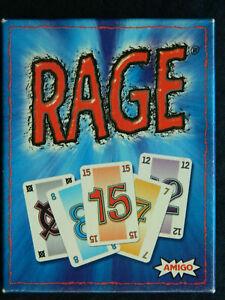Rage , Kartenspiel für 3-8 Spieler ab 10 Jahre von Amigo Spiele