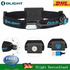 OLIGHT Array LED Stirnlampe Taschenlampe 400LM 80m Leuchtweite, 4 Leuchtstufen