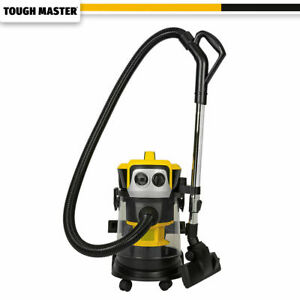 Industrial Vacuum Cleaner Tough Master Wet And Dry  - 15L Bagless