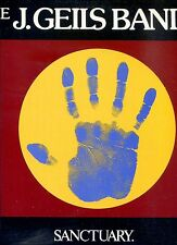J. GEILS BAND sanctuary GERMAN 1978 EX LP