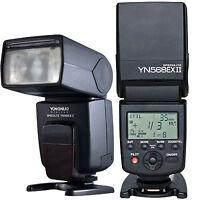 YONGNUO YN-568EX II YN-568 TTL Flash Speedlite with High Speed Sync for Canon