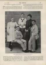 1900 Princesse Henry de Battenberg et sa famille Suzanne Adams Carmen