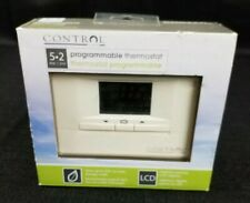 Control by Canarm programmable thermostat M6003 5+2 Day New