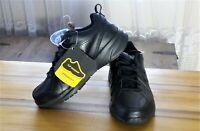 New Balance MX608 Black Leather Men's Walking Shoes Sz 8~ 4E Wide #311