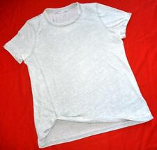 "ALL SAINTS ""MELLON TEE"" T-SHIRT TOP - SIZE L LARGE UK 12/14 US 8/10 - GREY"