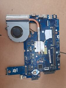 Acer Aspire E15 E5-531 E5-571 MOTHERBOARD FOR PARTS FAULTY FAN + HEATSINK