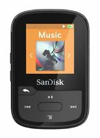 SanDisk Clip Sport Plus 16GB MP3 Player with Bluetooth - Black