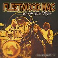 Fleetwood Mac - Live In Las Vegas Radio Broadcast 1977 [CD]