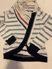 NEW Desigual Kids  Girls Flat Knit  Pullover  Size 7/8,Retail $79