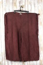 LSI Boho Rayon Beach Skirt Pants Coverup Size Large
