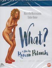 What? Che? Blu-ray 1972 Roman Polanski Severin cult arthouse comedy