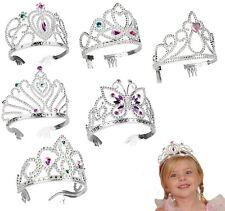 Krone Haarschmuck Mädchen Prinzessin Königin Märchen Kostüm