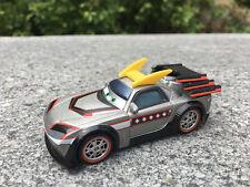 Mattel Disney Pixar Cars Toon 1:55 Kabuto Metal Diecast Toy Car New Loose