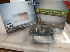 NEW nVidia GeForce 7300GT 512MB DDR2 AGP Graphics Card