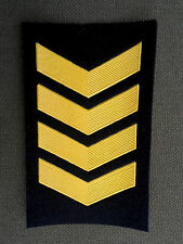 Armwinkel Marine Uniform UDSSR CCCP Sowjet Armee