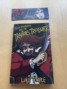 Felix Dashwood and the Traitor's Treasure (The Felix Dashwood... by Temple, Luke