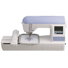 Brother PE770 5x7 inch Embroidery-only machine with built-in memory, USB port, 6