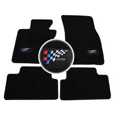 TAPIS SOL BMW SERIE 5 F10 F11 2010-2012 MOQUETTE LOGO EDITION M SPECIFIQUE