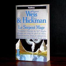 Weis & Hickman - Les Portes de la Mort  Tome 4 : Le Serpent Mage