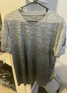 Mens Adidas Climalite Running Top. Size: L. Excellent Condition.