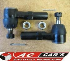 2 OUTER TIE ROD ENDS FORD PROBE MAZDA 626 PROTEGE 93-06
