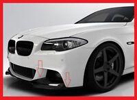 BMW  5 F10, M - Sport , M - TECH ,  FRONT BUMPER SPOILER  /  LIP / SKIRT ! NEW !