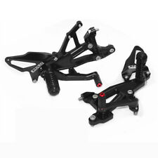 For Ducati Panigale V4 / R 2018-2019 Rearsets Foot peg Footrest Pedal pads