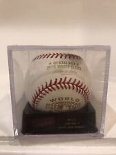 Rawlings 2006 World Series Official Baseball with Case
