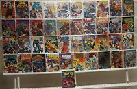 Age of Apocalypse Omega Prime Alpha 41 Issue Complete Set Series Run Lot - VF/NM