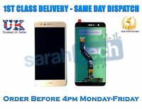 """New Replacement Huawei P10 LITE 5.2"""" Touch Screen Digitizer LCD Assembly Gold"""
