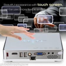10000:1 HD 1080P 1920*1080 DLP WIFI BT 3D Projector 3000lumen AV HDMI VGA SD New