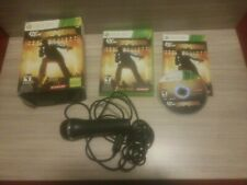 Def Jam Rapstar Game & Microphone Bundle Xbox 360 Video Game