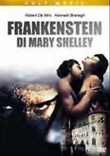 Dvd FRANKENSTEIN Di Mary Shelley - (1994) CULT MOVIE ......NUOVO