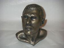 Freddie Mercury Bust / Bronze Ornament Figurine