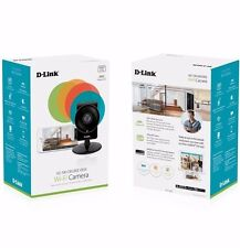 D-Link DCS-960L HD 180° Ultra-Wide Wireless Wi-Fi Night vision Security Camera