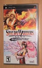 Samurai Warriors State of War (PlayStation Portable / PSP) NEW - Koei Video Game
