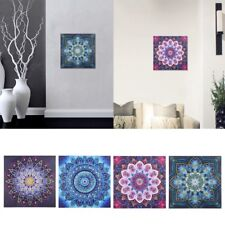 DIY 5D Special Shaped Flowers Diamond Painting Cross Stitch Crafts Decors