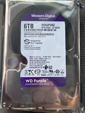 Western Digital Purple Disque dur interne 6 To 3,5 pouces SATA III - Neuf
