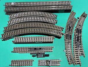 Fleischmann Piccolo n Scale Track x34 pieces NO RESERVE!