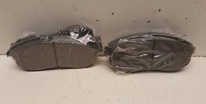 Pronto PMD653 Disc Brake Pad Set-Premium Semi-Metallic Brake Pads Front