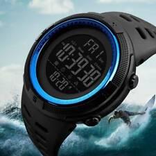 Watch Mens/Womens Watches Waterproof Sport Outdoor LED Digital Wristwatch