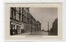 HAMILTON STREET, POLMADIE: Glasgow postcard (C2231).
