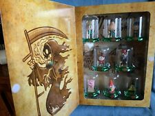 Disney Gravity Falls 8 Character Box Set 2017 SDCC Exclusive Domez Rare