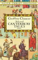 Selected Canterbury Tales by Geoffrey Chaucer