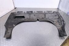 2008 SEAT IBIZA MK5 ENGINE UNDERTRAY COVER 6Q0825237R (DAMAGE)