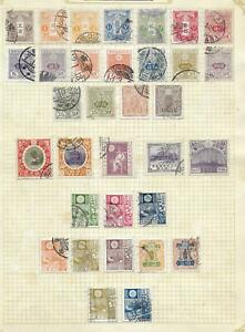 Japan stamps Collection of 33 CLASSIC stamps HIGH VALUE!