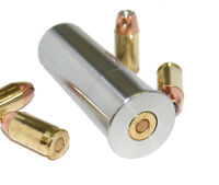 12GA to 380 ACP Shotgun Adapter - Chamber Reducer - Stainless - Free Shipping